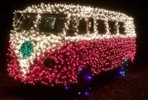 Happy Holidays from High Road! / Our favorite holiday images and ideas for all things cars.