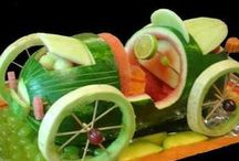 Edible Cars / Our love of all things car - yet another car addiction