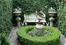 Tuin * Garden / Heerlijk in je eigen tuin wegdromen.