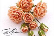 Kwiaty (robione)