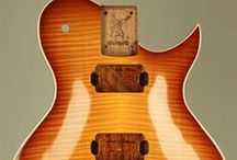Warmoth Guitar Showcase / Featured custom guitar and bass necks and bodies that are listed in the Warmoth showcase. / by Warmoth Custom Guitar Parts