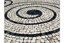 Les pavés de Lisbonne / L'art sous nos pieds