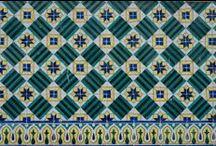 Azulejos / Azulejos de Lisbonne