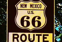 Route 66 / All things along the cross-country Route 66 tour - history, places to see, stops to make, good things to eat - Americana at its best