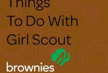 Girl Scout Brownies / Girl Scout Brownies are in grades 2-3. Girl Scouts Brownies work together, earn Girl Scout Brownie Awards, and explore their community.