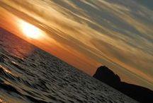 paesaggi e tramonti