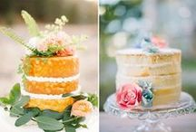 Rustic Cakes / Rustic cakes are all the rage right now, so we've rounded up some top inspiration which might help you to shape your cake ideas! Many items (including the cake!) to recreate these ideas can be found in our online shop here http://www.sweetsuccess.uk.com/Home.asp