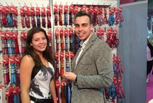 Discover Dogs 2014 / Dapper Pets have a stand at Discover Dogs 2014