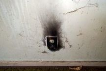 Home Inspection Photos / This board contains some common and sometimes funny home inspection finds.