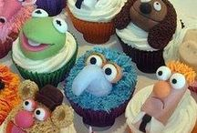 Muppets Cakes
