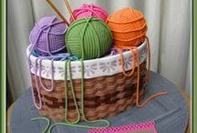 Knitting/Sewing Cakes