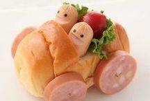 Cucina: arte nei piatti