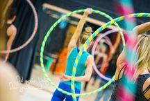 Hula Hoop Italia / Feel Your Body Free Your Mind! Entra nel cerchio del divertimento e benessere!
