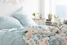 Cosy bed inspiration / Make your bed your nest! :)