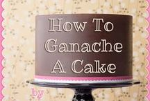 Ganached Cakes