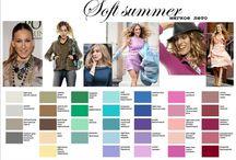 Soft summer stylizacje