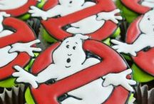 Ghostbusters Cakes