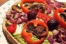 Vegan & Vegetarian / ricette vegetariane e vegane