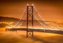 Pont 25 Avril / Le mythique pont du 25 Avril sous toutes les coutures