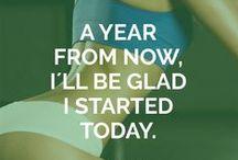 Motivation zum Abnehmen / Brauchst du etwas Motivation zum Abnehmen? Folge diesem Board!