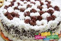 Pasta Tarifleri / Türkiye' nin en güzel pasta tariflerini renkli yemek tarifleri ile ayağınıza getiriyoruz. http://www.renkliyemektarifleri.com/pasta-tarifleri