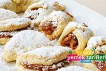 Kurabiye Tarifleri / Pastahaneden alınmış gibi lezzetli,nefis kurabiye tariflerimizin keyfine sizde varmak istemez misiniz? http://www.renkliyemektarifleri.com/kurabiye-tarifleri