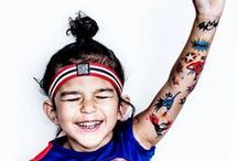 Kids Tattoos