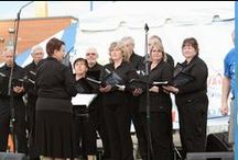 Song, Service, Fun / Our ETS motto is to have fun while making great music and be of service to the communities we serve.