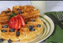 Gluten Free Recipes - Breakfast / Breakfast recipes for gluten-free living.
