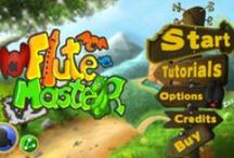 Software - Oratio's Flute Master / Oratio's Flute Master is a didactic game that revolutionizes the way to learn and teach recorder.