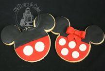 ♡Disneycakes/cookies♡