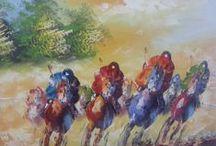 Paintings / 20x24 Hand Painted Oil Paintings