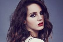 Lana Del Rey / A collection of some of the best portraits of Lana Del Rey