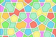 Islamic Geometric Design / It's about Islamic geometric design
