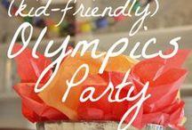 Olympic DIY Crafts/ Kids