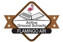 Airline Ground Schools / Flamingo Air/Airline Ground Schools, is one of the largest Aircraft Dispatcher Schools in the world.