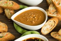 Sauces, Marinades and Dressings / Various accompaniments including sauces, chutneys, dips and marinades