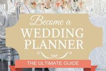 How to Become A Wedding Coordinator / How to Become a Top Wedding Coordinator- Tips to Become a Professional in the Industry and have the job you have always wanted! http://lamodecollege.com/how-to-become-a-top-wedding-coordinator/