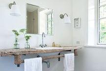 Mis Baños / Baños, Lavabos bonitos Toilettes, Baths beautiful