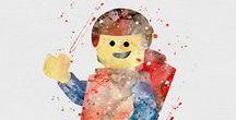 Legolandia / ideas para organizar Lego Organizing Lego Ideas