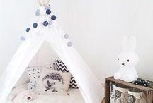 Inspirações / Canopy / Canopy é uma cabaninha diferente tanto para leitura como para decoração.