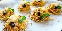 İtalyan Esintileri / Birbirinden lezzetli makarna tarifleri