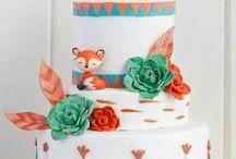 Pasteles Infantiles / Pasteles para celebraciones infantiles de niños y niñas divertidos y elegantes