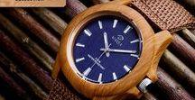 Relojes Marea Woodlook / Relojes unisex de madera de la marca Marea Watches. Caja 40mm. Resistentes al agua. Una apuesta diferente y muy atractiva.  www.joyeriamonje.com
