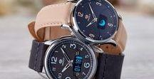 Marea Smartwatch / Relojes Marea inteligentes que se conectan al teléfono móvil mediante una APP y que miden pasos, calorías, monitorizan el sueño y reciben notificaciones de las redes sociales. Disponen de 8 alarmas diferentes.