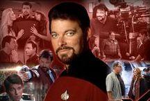 TNG Cast: Jonathan Frakes / by Enterprise Restoration