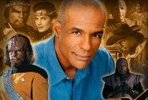 TNG Cast   Michael Dorn / by Enterprise Restoration