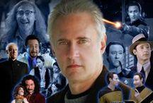 TNG Cast   Brent Spiner / by Enterprise Restoration