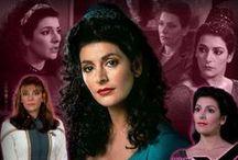 TNG Cast: Marina Sirtis / by Enterprise Restoration