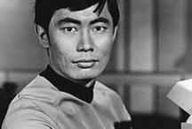 TOS Cast: George Takei / by Enterprise Restoration